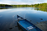 A final lazy, hazy day of summer at Saltmarsh Pond Wednesday.  (Karen Bobotas/for the Laconia Daily Sun)