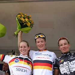 Sportfoto archief 2000-2005<br />2004 wereldbeker vrouwen Rotterdam<br />De Duitse Petra Rossner wint de wedstrijd