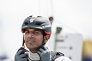 The Extreme Sailing Series 2016. Act 4. Hamburg. Germany. 29th July 2016.<br /> (Photo by Lloyd Images)
