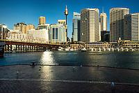 Pyrmont Bridge, Darling Harbour