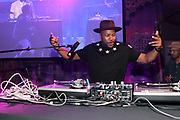 Bridgehampton, New York, NY-July 15: DJ D-Nice performs during The 2017 RUSH Philanthropic's  Art For Life held at Fairview Farms on July 15, 2017 in Bridgehampton, New York. (Photo by Terrence Jennings/terrencejennings.com)