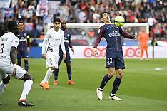 Paris SG vs Metz - 10 March 2018