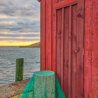 Massachusetts photo of the drying fishing net at the famous red fishing shack Motif Number One in Rockport, MA on Cape Ann.<br /> Massachusetts artwork of Rockport Harbor and Motif #1 is available as museum quality photography prints, canvas prints, acrylic prints, wood prints or metal prints. Prints may be framed and matted to the individual liking and decorating needs: <br /> <br /> https://juergen-roth.pixels.com/featured/fishing-net-and-motif-number-one-in-rockport-massachusetts-juergen-roth.html<br /> <br /> Good light and happy photo making!<br /> <br /> My best,<br /> <br /> Juergen