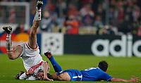 v.l. Zvonimir Soldo Stuttgart, Frank Lampard<br /> Fu§ball Champions League VfB Stuttgart - FC Chelsea