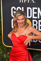 January 6, 2019 - Los Angeles, California, U.S. - Jan 6, 2019 - Beverly Hills, California, U.S. - Missi Pyle during red carpet arrivals for the 76th Annual Golden Globe Awards at The Beverly Hilton Hotel..(Credit: © Kevin Sullivan via ZUMA Wire) (Credit Image: © Kevin Sullivan via ZUMA Wire)