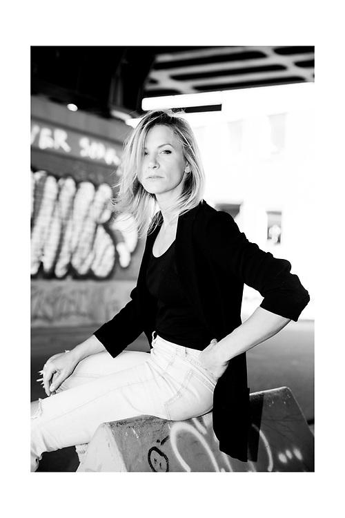 Schauspielerin Laura Preiss in Hamburg / 070518