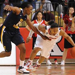 NCAA Women's Basketball - West Virginia at Rutgers - Feb 26, 2011