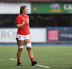 Wales Alisha Butchers<br /> Wales Women v South Africa Women<br /> Autumn International<br /> <br /> Photographer Mike Jones / Replay Images<br /> Cardiff Arms Park<br /> 10th November 2018<br /> <br /> World Copyright © 2018 Replay Images. All rights reserved. info@replayimages.co.uk - http://replayimages.co.uk