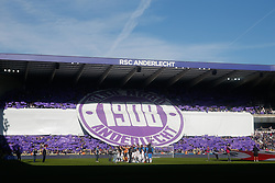 February 24, 2019 - Anderlecht, BELGIUM - Illustration picture shows a soccer match between RSC Anderlecht and Club Brugge KV, Sunday 24 February 2019 in Brussels, on the 27th day of the 'Jupiler Pro League' Belgian soccer championship season 2018-2019. BELGA PHOTO VIRGINIE LEFOUR (Credit Image: © Virginie Lefour/Belga via ZUMA Press)