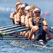 NZ Womens Sweep @ WCIII 2015