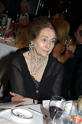 THE DOWAGER MARCHIONESS OF SALISBURY at the Chain of Hope Autumn Ball Fiesta held at The Dorchester, Park Lane, London on 6th October 2004.