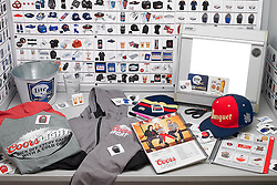 Every year we produce thousands of licensed product merchandise photos for all of the MillerCoors brands. These images are used both on-line and in a catalog that goes out to every MC distributor in the US. We often change merchandise to new logos digitally, to save both time and money, and our production staff insures that every brand logo color is consistently maintained. We use a proprietary software to manage the complex project.