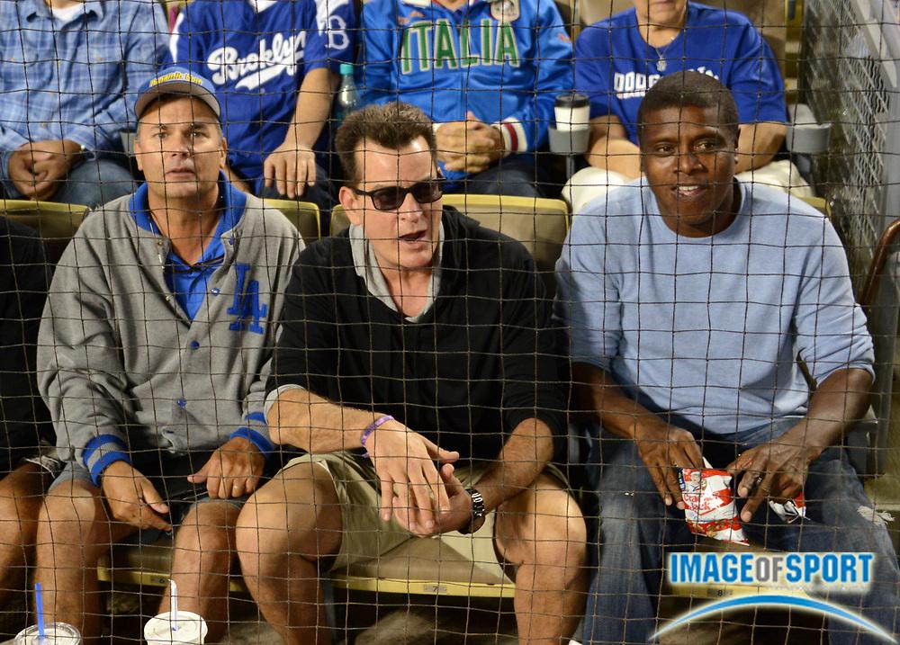 Sep 6, 2016; Los Angeles, CA, USA; during a MLB game at Dodger Stadium.
