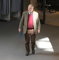DEU, Deutschland, Germany, Berlin, 07.05.2020: AfD-Fraktionschef Alexander Gauland bei einer Plenarsitzung im Deutschen Bundestag.