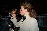 SYLVIA BEDER; LORENZO CONTINUO, Fendi dinner at the home of Craig Robins. Part of Design Miami.  219 Aqua Terrace. Miami. 3 December 2008 *** Local Caption *** -DO NOT ARCHIVE -Copyright Photograph by Dafydd Jones. 248 Clapham Rd. London SW9 0PZ. Tel 0207 820 0771. www.dafjones.com