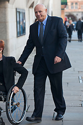 © under license to London News Pictures. 25/06/12..Selim Shah (aka Eddie Shah) arrives at The Old Bailey  charged with seven counts of rape of a female under the age of 16 and two counts of gross indecency with a girl under 14, with the charges alleged to have happened on various dates between 1991 and 1994. Anthony Pallant, also appears charged with two counts of rape of a female under the age of 16 and one count of indecent assault on a girl under the age of 14...ALEX CHRISTOFIDES/LNP.