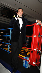 JEZ LAWSON at the 2008 Boodles Boxing Ball in aid of the charity Starlight held at the Royal Lancaster Hotel, London on 7th June 2008.<br /> <br /> NON EXCLUSIVE - WORLD RIGHTS