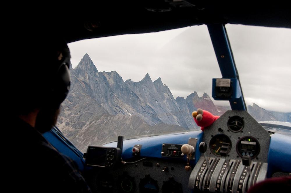 Arrigetch Peaks, Brooks Range, AK