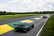 August 17-19 2018: IMSA Weathertech Michelin GT Challenge at VIR. 44 Magnus Racing, Magnus Racing, John Potter, Andy Lally