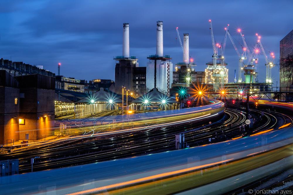 Battersea Power Station, London, UK