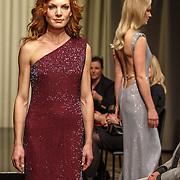 NLD/Amsterdam/20160306 - Modeshow Mart Visser 2016, Janna Fassaert