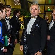 NLD/Amsterdam/20161208 - Vipnight 10de Masters of LXRY, Gordon heukenroth en zijn broer John Heuckenroth