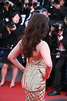Aishwarya Rai Bachchan at the Two Days, One Night (Deux Jours, Une Nuit) gala screening red carpet at the 67th Cannes Film Festival France. Tuesday 20th May 2014 in Cannes Film Festival, France.