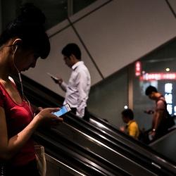 Modern society in Taipei