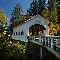 Rochester Covered Bridge, Douglas County, Oregon