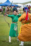 Mongolia, Danshig Naadam Fesival,