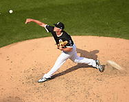 CHICAGO - JUNE 29:  Carson Fulmer #51 of the Chicago White Sox pitches against the Minnesota Twins on June 29, 2019 at Guaranteed Rate Field in Chicago, Illinois.  (Photo by Ron Vesely)  Subject:  Carson Fulmer