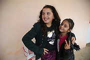 Razvan's nieces