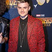 NLD/Amsterdam/20180425 - Première The Avengers: Infinity War, Dioni Jurado-Gomez