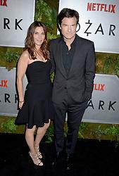 Actors Amanda Anka and Jason Bateman attending the Netflix Original Ozark screening at The Metrograph on July 20, 2017 in New York City, NY, USA. Photo by Dennis Van Tine/ABACAPRESS.COM