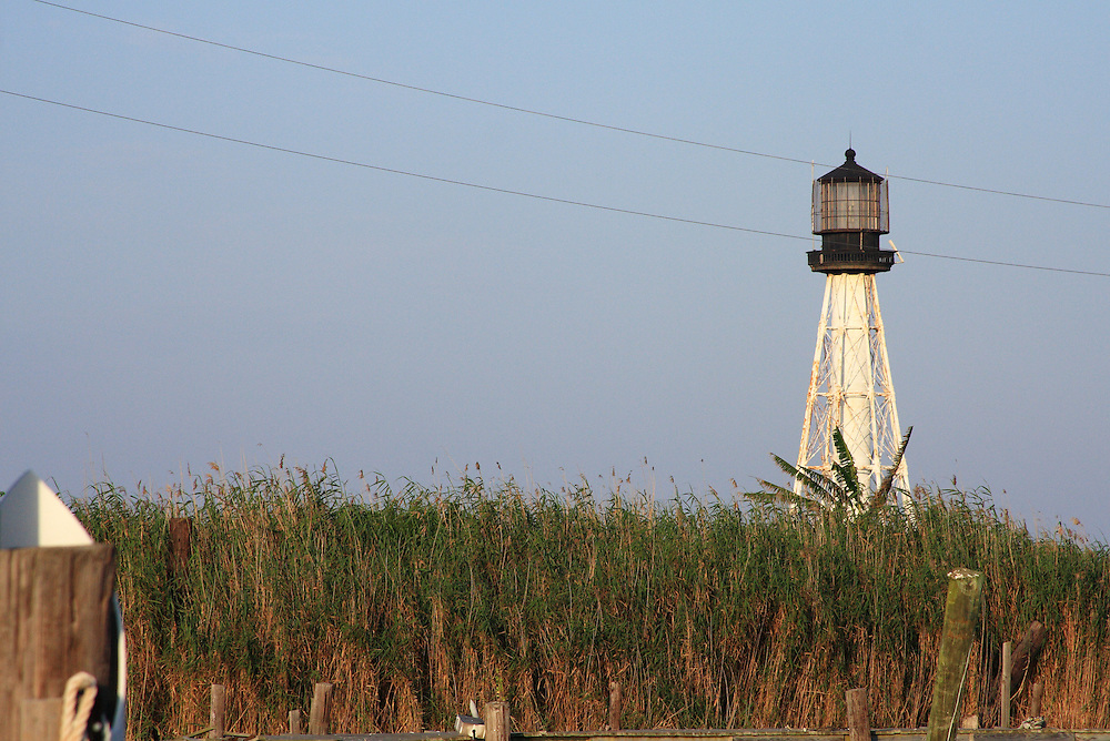 Another View of Lighthouse, Port Eads, LA