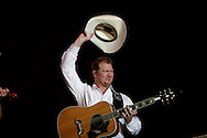 Tracy Lawrence takes to the stage on Friday night at the St. Joseph County 4-H Fair....