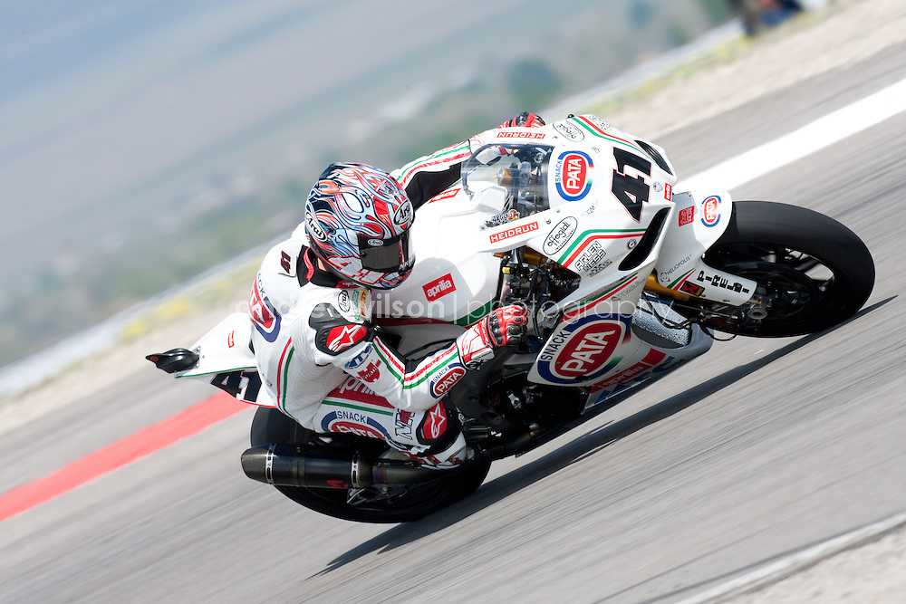 Miller - Round 5 - FIM - World Superbike - Miller Motorsports Park - Tooele - May 28-30 2011:: Contact me for download access if you do not have a subscription with andrea wilson photography. ::  ..:: For anything other than editorial usage, releases are the responsibility of the end user and documentation will be required prior to file delivery ::..