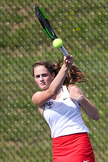 05/02/19 Girls Tennis Regionals in Bridgeport