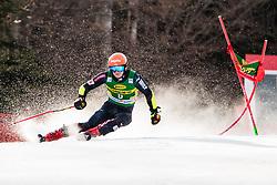 Filip Zubcic (CRO) during the Audi FIS Alpine Ski World Cup Men's Giant Slalom at 60th Vitranc Cup 2021 on March 13, 2021 in Podkoren, Kranjska Gora, Slovenia Photo by Grega Valancic / Sportida