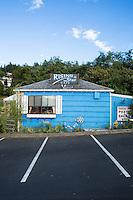 Rising Star Cafe. Wheeler, Oregon.