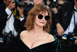 Susan Sarandon attending the Ouverture / Les Fantomes d'Ismael premiere during the 70th Cannes Film Festival on May 17, 2017 in Cannes, France. Photo by Julien Zannoni/APS-Medias/ABACAPRESS.COM