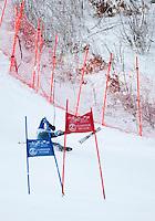 J1 J2 alpine skiing giant slalom Tecnica Cup at Gunstock January 28, 2012.