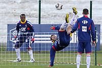 FOOTBALL - MISCS - WORLD CUP 2010 - TIGNES (FRANCE) - FRANCE TEAM TRAINING - 20/05/2010 - PHOTO ERIC BRETAGNON / DPPI - ANDRE PIERRE GIGNAC