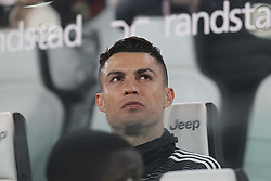 March 8, 2019 - Turin, Piedmont, Italy - Cristiano Ronaldo (Juventus FC) before the Serie A football match between Juventus FC and Udinese Calcio at Allianz Stadium on March 08, 2019 in Turin, Italy..Juventus won 4-1 over Udinese. (Credit Image: © Massimiliano Ferraro/NurPhoto via ZUMA Press)