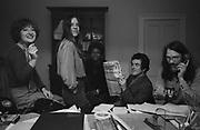 Blackhill Office - Jenny, Lynne, Andrew and PJ