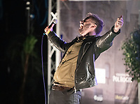 Luke Kempner live at the picnic at the castle,Warwick Castle Exclusive photo by Brian Jordan