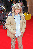 Harry Hickles, The Lego Movie - Awesome UK Screening, VUE West End, London UK, 09 February 2014, Photo by Brett D. Cove