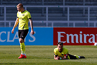 Liam Hogan. Boreham Wood FC 0-3 Stockport County. Vanarama National League. Meadow Park. 24.4.21