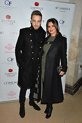 ***UK_MAGAZINES_OUT***<br /> <br /> LONDON, ENGLAND 29 NOVEMBER 2016: Cheryl, Liam Payne at the Fayre of St James's hosted by Quintessentially Foundation and the Crown Estate in aid of Cheryl's Trust in support of The Prince's Trust held at St.James's Church, Piccadilly, London, England. 29 November 2016.