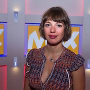NLD/Hilversum/20130826 - najaarspresentatie 2013 omroep Max, Lisa Smit